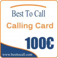 100 € Calling Card