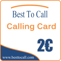 2 € Calling Card