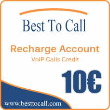 10 € VoIP Calls Credit